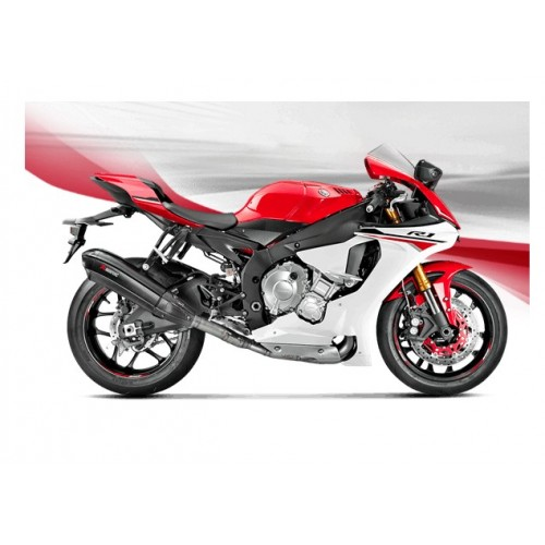 SISTEMA EVOLUTION LINE CARBONO YZF-R1