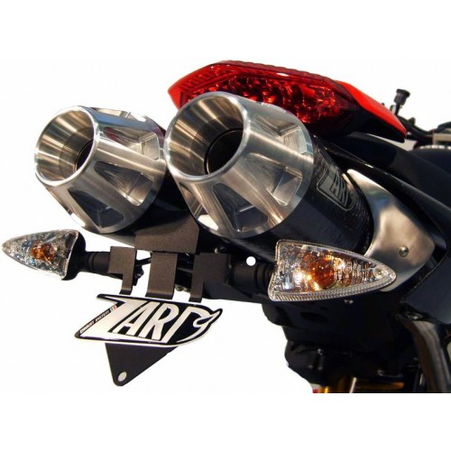 MUFFLER TOP-GUN CARBON-STEEL HYPERMOTARD