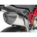 COMPLETE KIT 2 IN 1 HIGH STEEL HYPERMOTARD