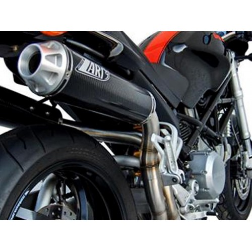 MUFFLER DOUBLE HIGH STAINLESS STEEL