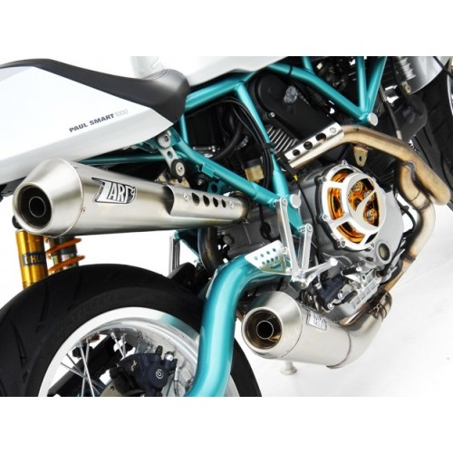 COMPLETE 2 IN 2 STAINLESS RACING KIT