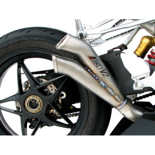 COMPLETE KIT INOX-TITANIUM RACING