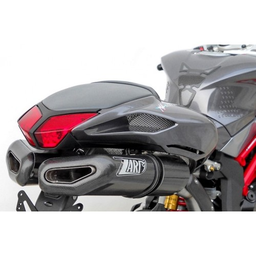 COMPLETE PENTA EVO INOX-CARBON RACING KIT
