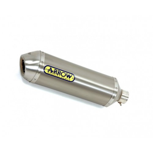 SILENCER STREET THUNDER TITANIO APPROVED ARROW