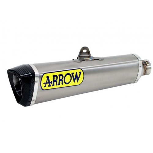 SILENCER TROPHY TITANIO ARROW APPROVED