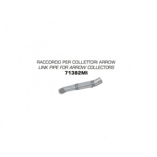 TUBO ENLACE CONECTOR ARROW RACING