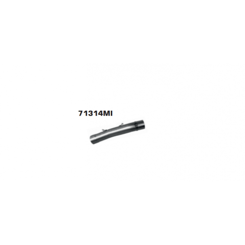 TUBO DE ENLACE COLECTOR ORIGINAL ARROW RACING