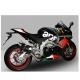 SILENCIOSO GP1 ACERO NEGRO RACING BODIS EXHAUST