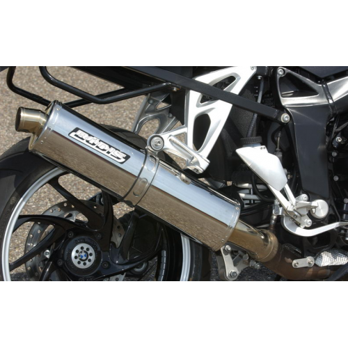 BODIS EXHAUST APPROVED OVAL 1MK SYSTEM