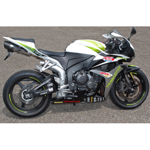 SYSTEM Q1 OVALO BODIS EXHAUST APPROVED