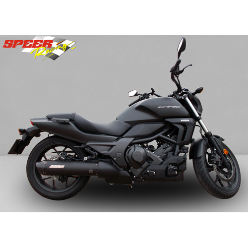 SYSTEM OVAL 1OK-C BODIS EXHAUST NOT APPROVED