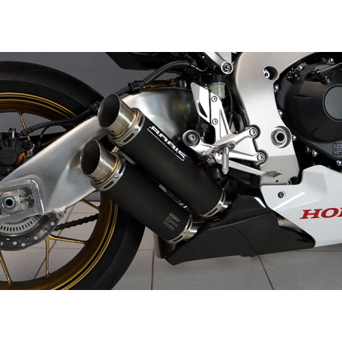 BODIS EXHAUST CARBON PROTECTOR APPROVED