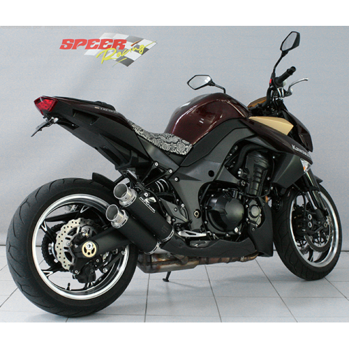CARBON COVER BODIS EXHAUST Z1000