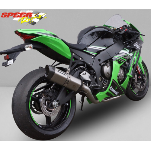 SILENCER HIGH P-TEC II BODIS EXHAUST NOT APPROVED