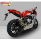 SILENCER TRIOBOLICO BODIS EXHAUST APPROVED