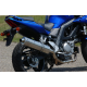 SILENCER OVAL 1OK BODIS EXHAUST APPROVED