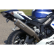 SILENCER TRES-TEC BODIS EXHAUST APPROVED