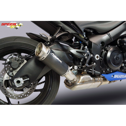 SILENCER GPC-RS II BODIS EXHAUST APPROVED
