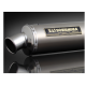 SILENCER DOUBLE BOLT-ON CYCLONE YOSHIMURA APPROVED
