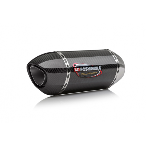 DOUBLE ESCAPE SIGNATURE R-77 YOSHIMURA NOT APPROVED