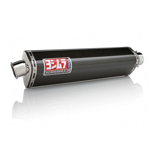 DOBLE ESCAPE FIRMADO R-77 YOSHIMURA NO HOMOLOGADO