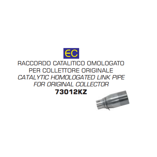 CATALYZED LINK TUBE ARROW APPROVED
