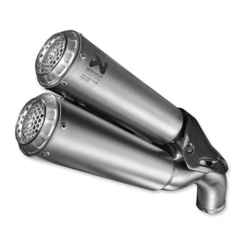 SILENCER AKRAPOVIC 959 APPROVED