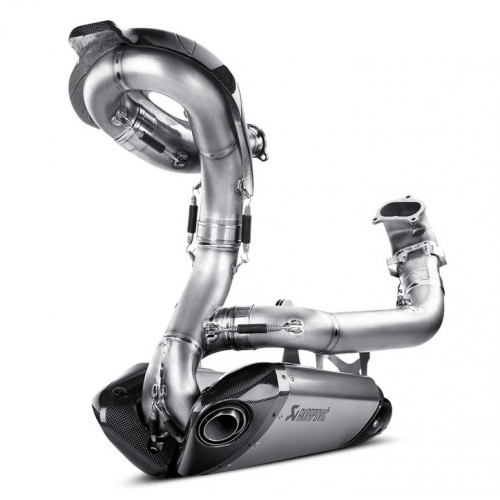 FULL EXHAUST AKRAPOVIC 959-1299