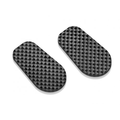 COVER HOLES FLASHING OEM CARBON