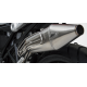 SILENCER SHORT HIGH STAINLESS ZARD RACING