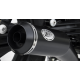 EXHAUST ZUMA CERAMIC BLACK ZARD RACING