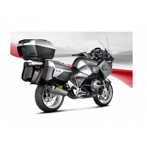 AKRAPOVIC TITANIUM EXHAUST APPROVED RT 2018