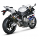 AKRAPOVIC CARBON EXHAUST APPROVED S 1000 RR 2016