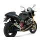 DOUBLE EXHAUST X-CONE INOX MIVV APPROVED
