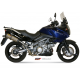 EXHAUST SUONO MIVV APPROVED DL V-STROM 1000 2002-13