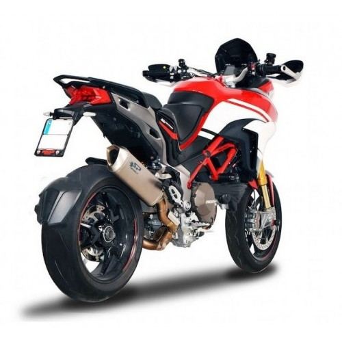ESCAPE SPARK COMPLETO MULTISTRADA 1200
