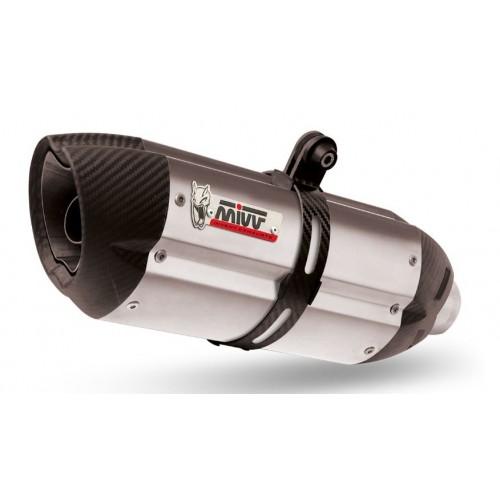 ESCAPE SUONO INOXIDABLE MIVV DL V-STROM 1000 2002-13