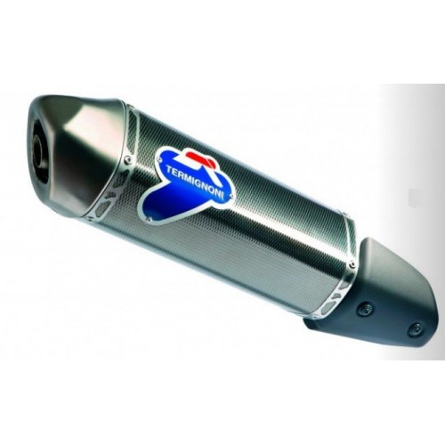 STAINLESS STEEL SILENCER TERMIGNONI