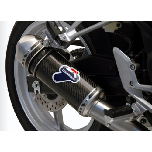 EXHAUST STEEL-CARBON TERMIGNONI APPROVED