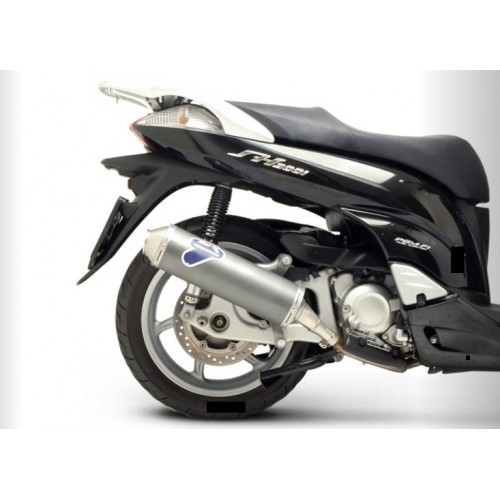 TERMIGNONI STAINLESS STEEL ESCAPE APPROVED
