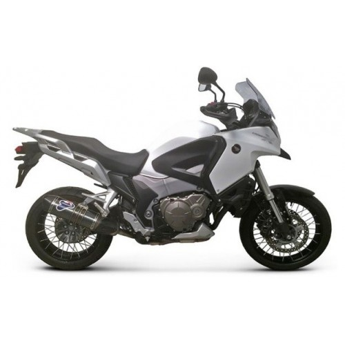 TERMIGNONI STAINLESS ESCAPE APPROVED