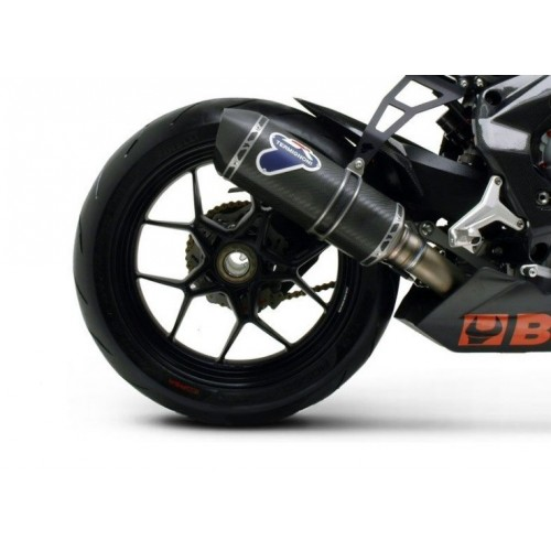 EXHAUST STEEL-CARBON TERMIGNONI NOT APPROVED
