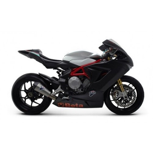 EXHAUST CONICAL TERMIGNONI APPROVED