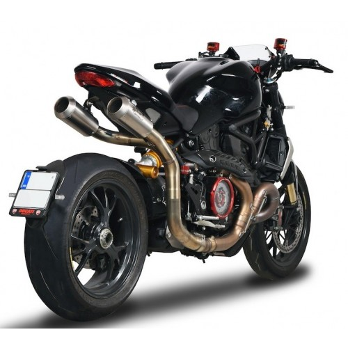 SPARK GP LIMITED EXHAUST FOR MONSTER 1200R