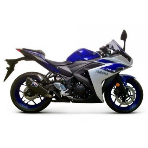 CARBON EXHAUST TERMIGNONI APPROVED