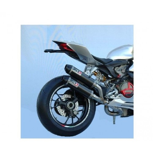 QUAT-D COMPLETE EXHAUST 899 AND 1199 PANIGALE