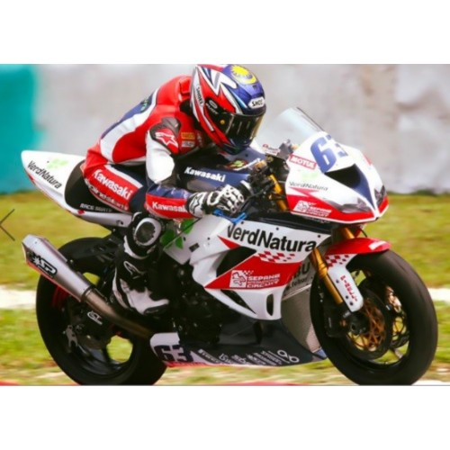 KIT COMPLETO RACING SPARK ZX-6R (09-18) / 636 (13-16)