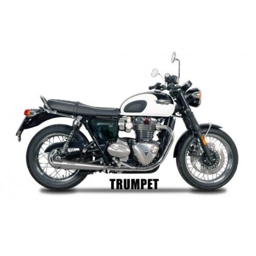 EXHAUST TRUMPET SPARK BONNEVILLE T120