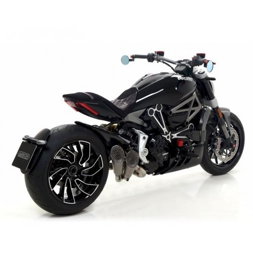 ESCAPE PRO-RACE TITANIO ARROW DUCATI XDIAVEL