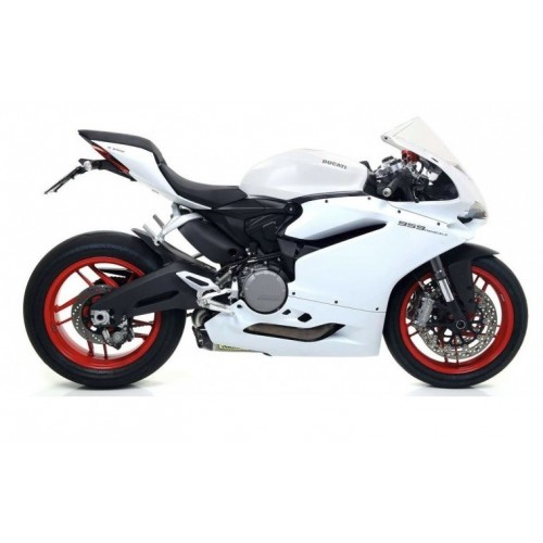 ARROW EXHAUST TITANIUM WORKS CARBY PANIGALE 959